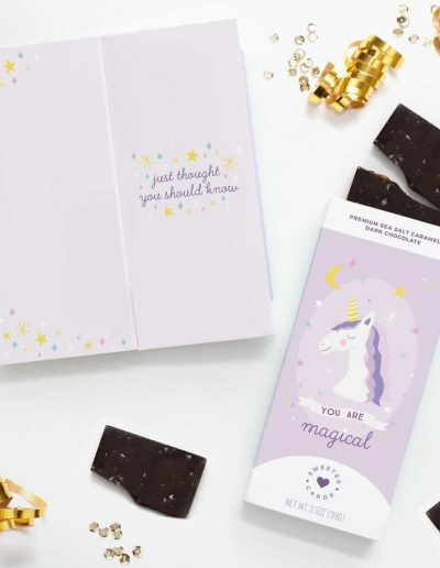sweeter cards you're magical packaging
