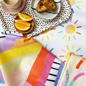 Wall Hangings + Tea Towels